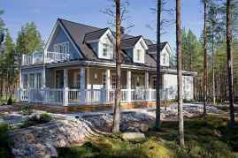 72 smart balcony designs with scandinavian ideas (69)