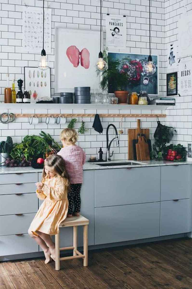 90+ inspiring and inventive scandinavian kitchen ideas (2)