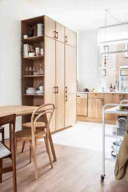 90+ inspiring and inventive scandinavian kitchen ideas (72)