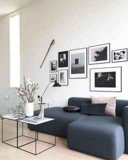 Awesome gallery wall living room ideas (20)