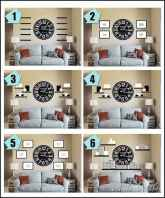Awesome gallery wall living room ideas (54)