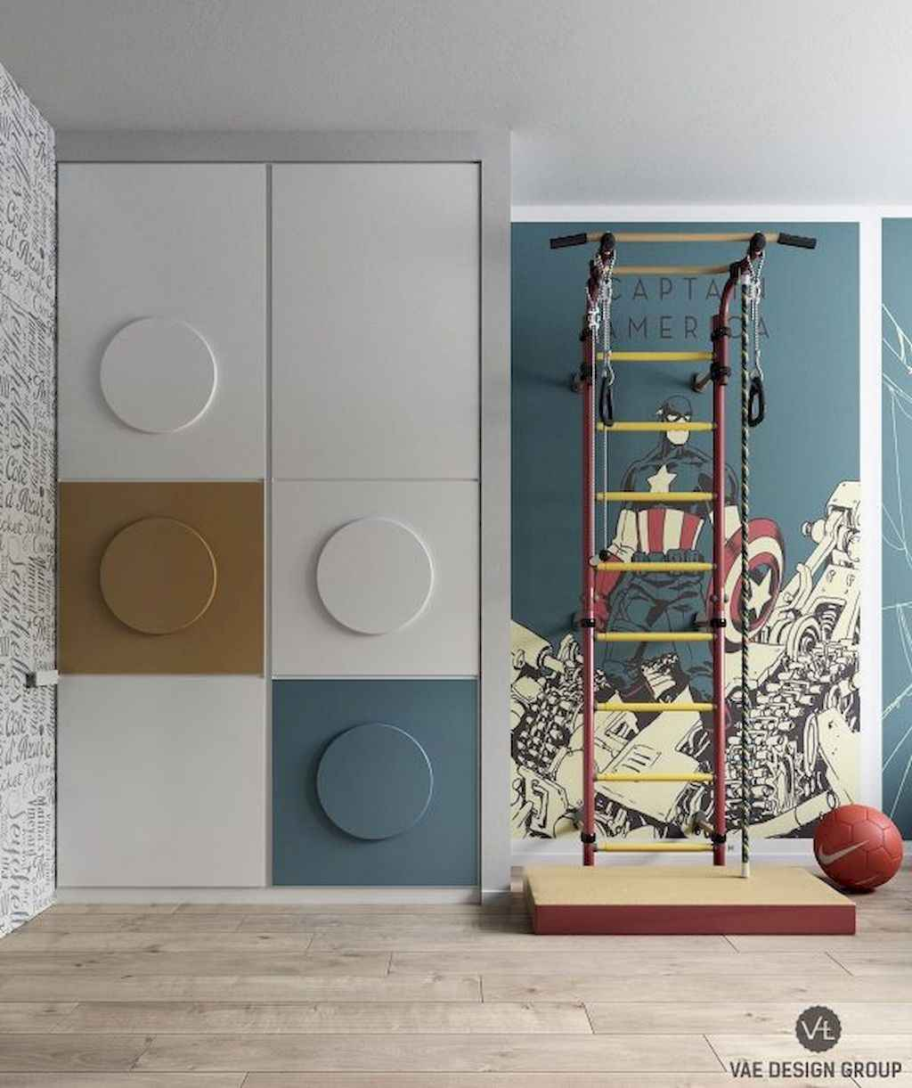 Awesome ideas bedroom for kids (45)