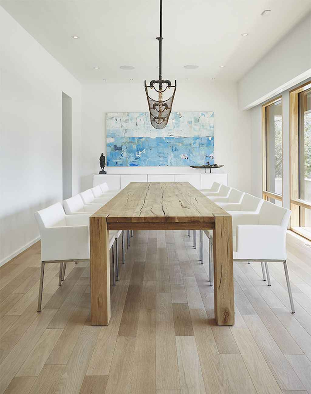 Awesome minimalist dining room decorating ideas (15)