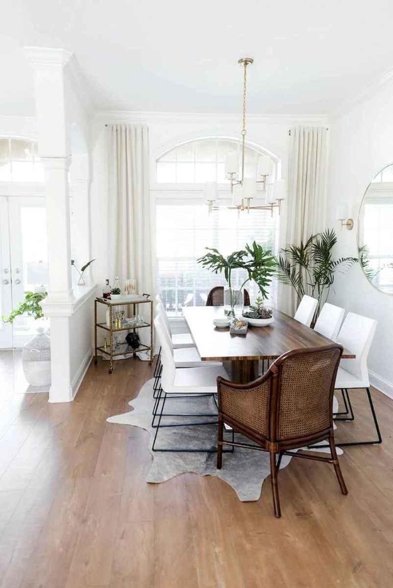 Awesome minimalist dining room decorating ideas (26)