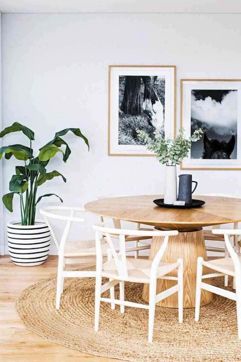 Awesome minimalist dining room decorating ideas (32)
