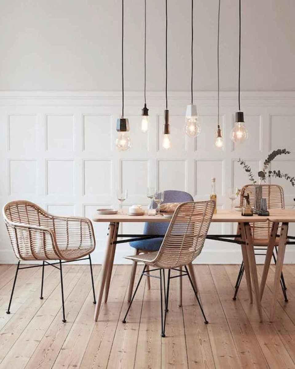 Awesome minimalist dining room decorating ideas (33)