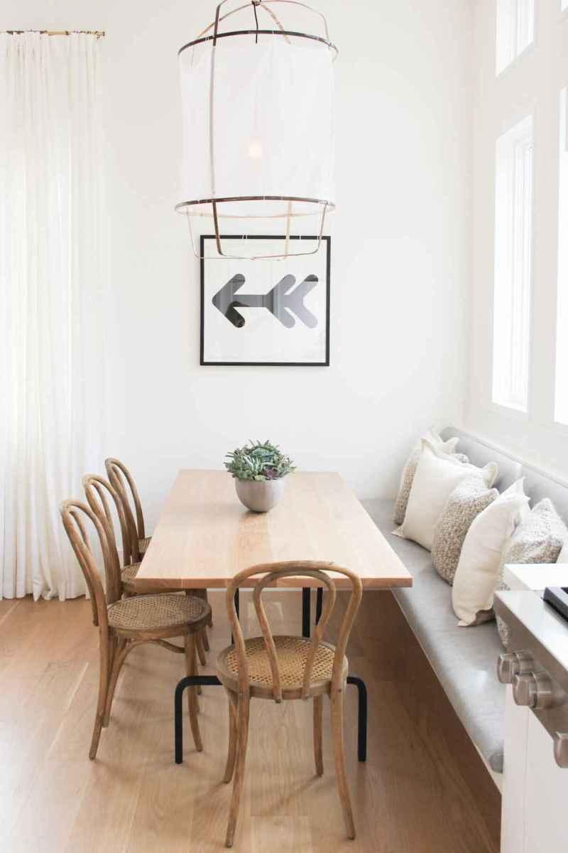 Awesome minimalist dining room decorating ideas (53)