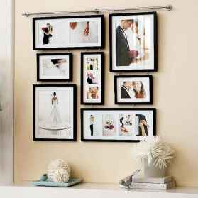 Beautiful gallery wall bedroom ideas (47)