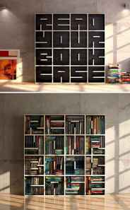 Beautiful home library design ideas (17)