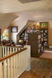 Beautiful home library design ideas (8)