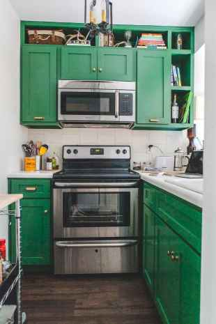 Beautiful small kitchen remodel (19)