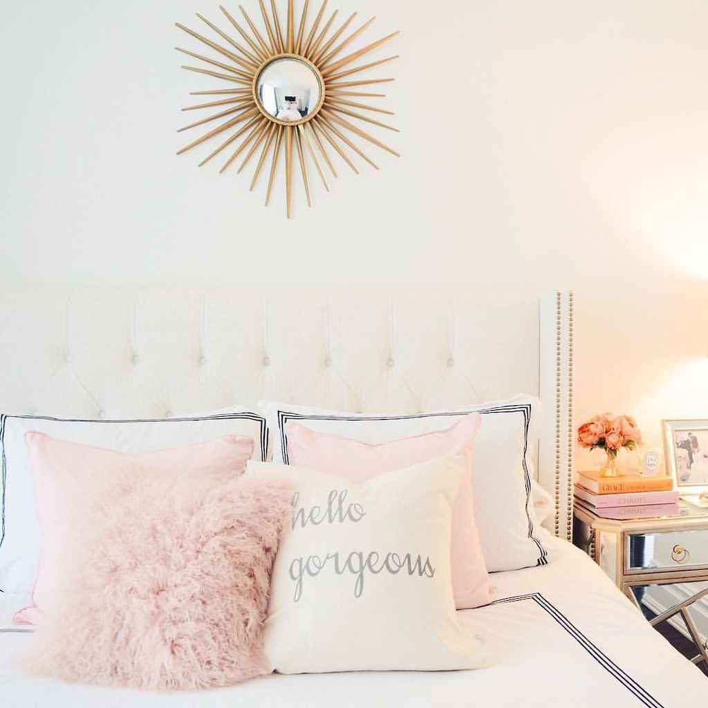 Cute decor bedroom for girls (18)
