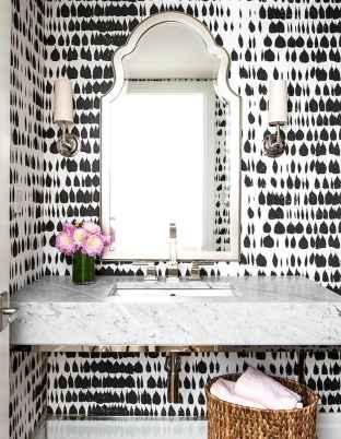 Cute powder rooms ideas (12)