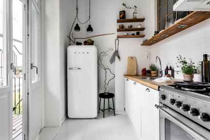 Easy apartment kitchen decorating ideas (40)
