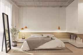 Great minimalist bedroom ideas (17)