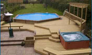 Incredible ground pool decorating ideas (14)