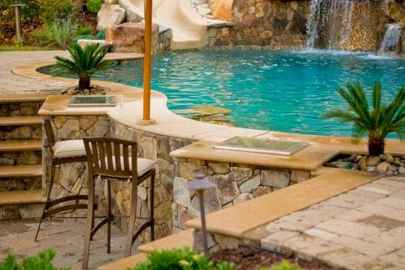 Incredible ground pool decorating ideas (23)