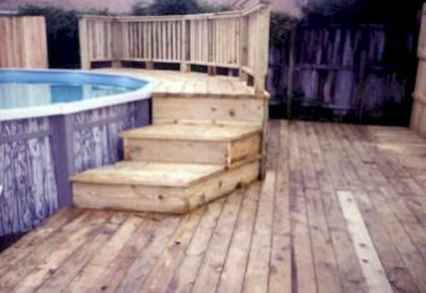 Incredible ground pool decorating ideas (30)