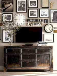 Inspired tv wall living room ideas (31)