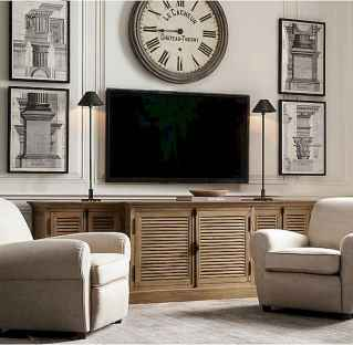 Inspired tv wall living room ideas (59)