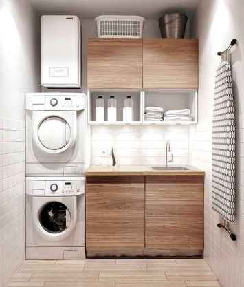 Simple and awesome laundry room ideas (25)