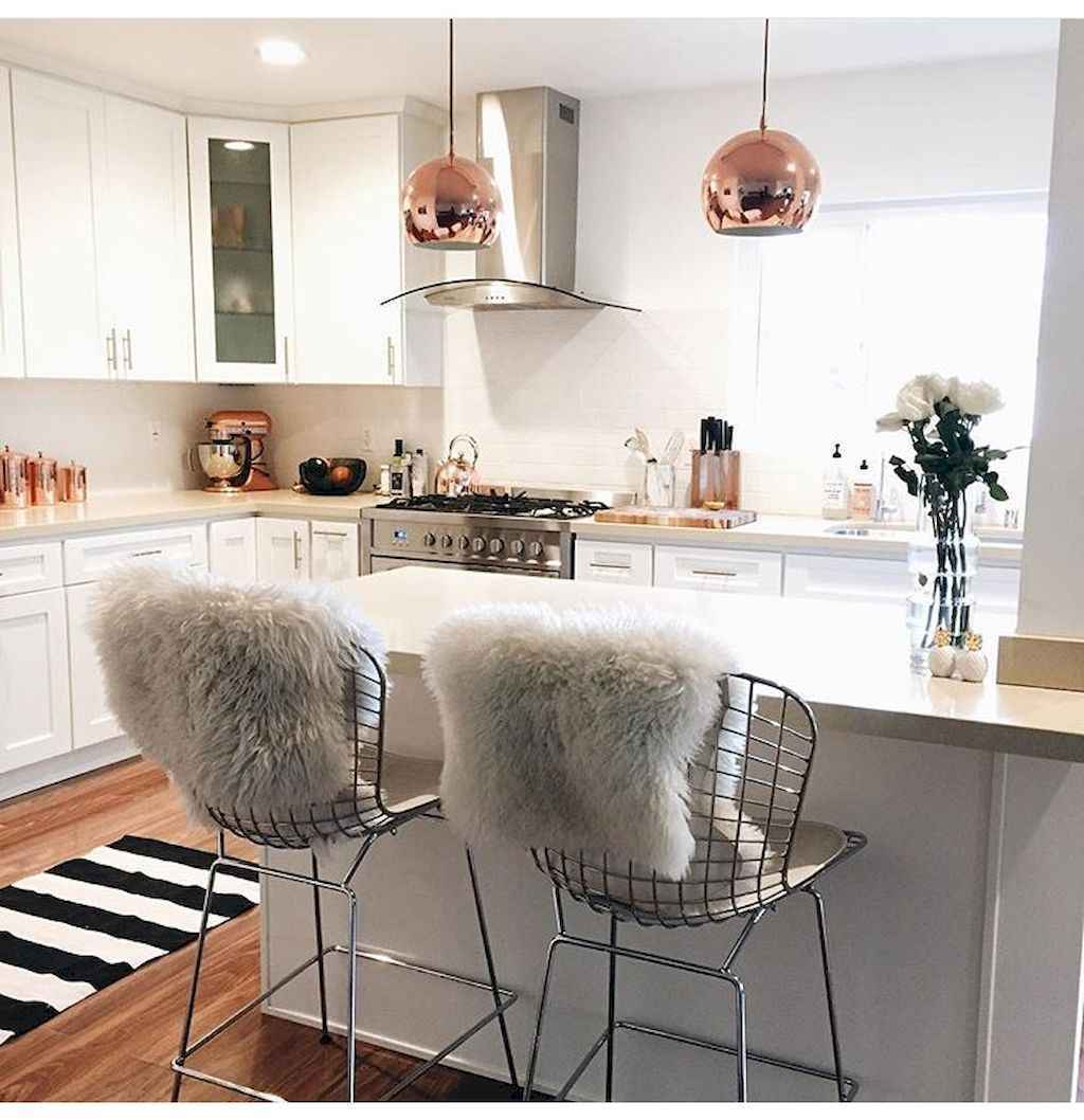 Simply apartement kitchen decorating ideas on a budget (56)