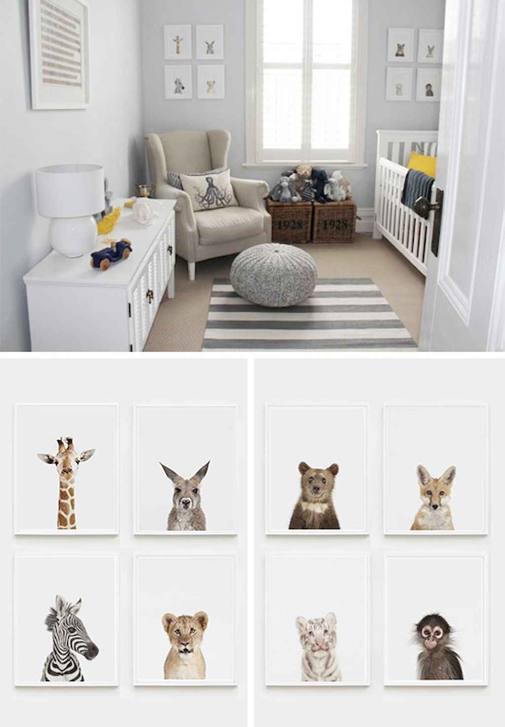 Simply decor baby nursery (29)