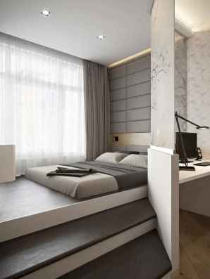 Smart solution for your workspace bedroom ideas (13)