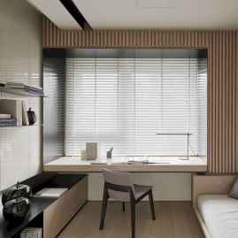 Smart solution for your workspace bedroom ideas (46)