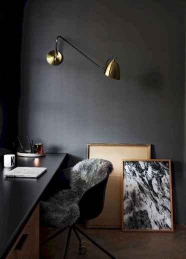 Smart solution for your workspace bedroom ideas (57)