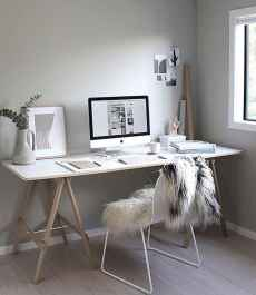 Smart solution for your workspace bedroom ideas (7)