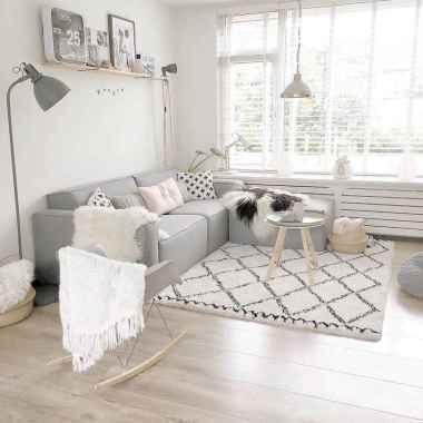 Top 70 favorite scandinavian living room ideas (69)