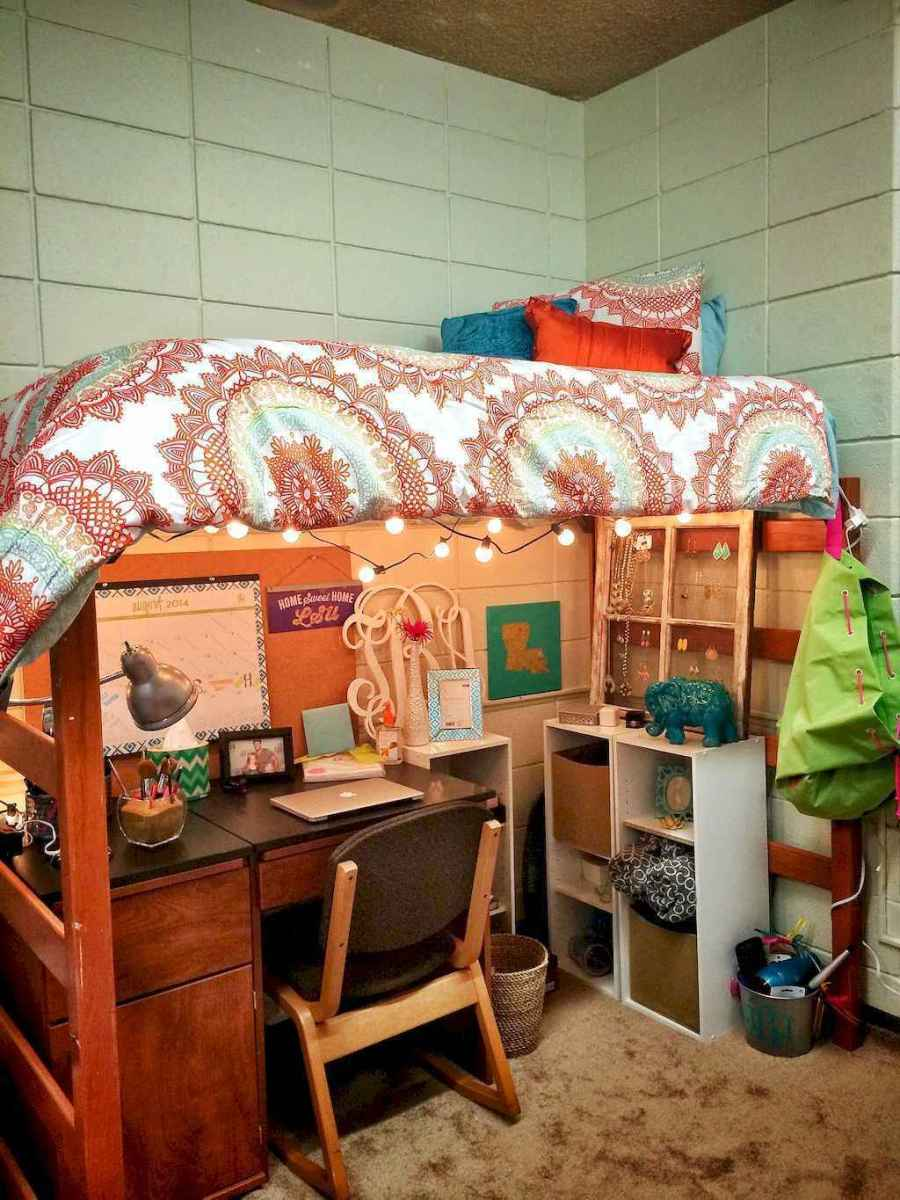 20 easy diy dorm room decorating ideas on a budget (7)