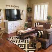 25 modern farmhouse living room first apartment ideas (3)