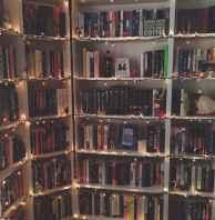 30+ diy apartment decorating christmas lights (28)