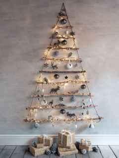 30+ diy apartment decorating christmas lights (31)