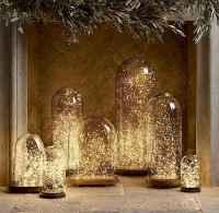 30+ diy apartment decorating christmas lights (9)