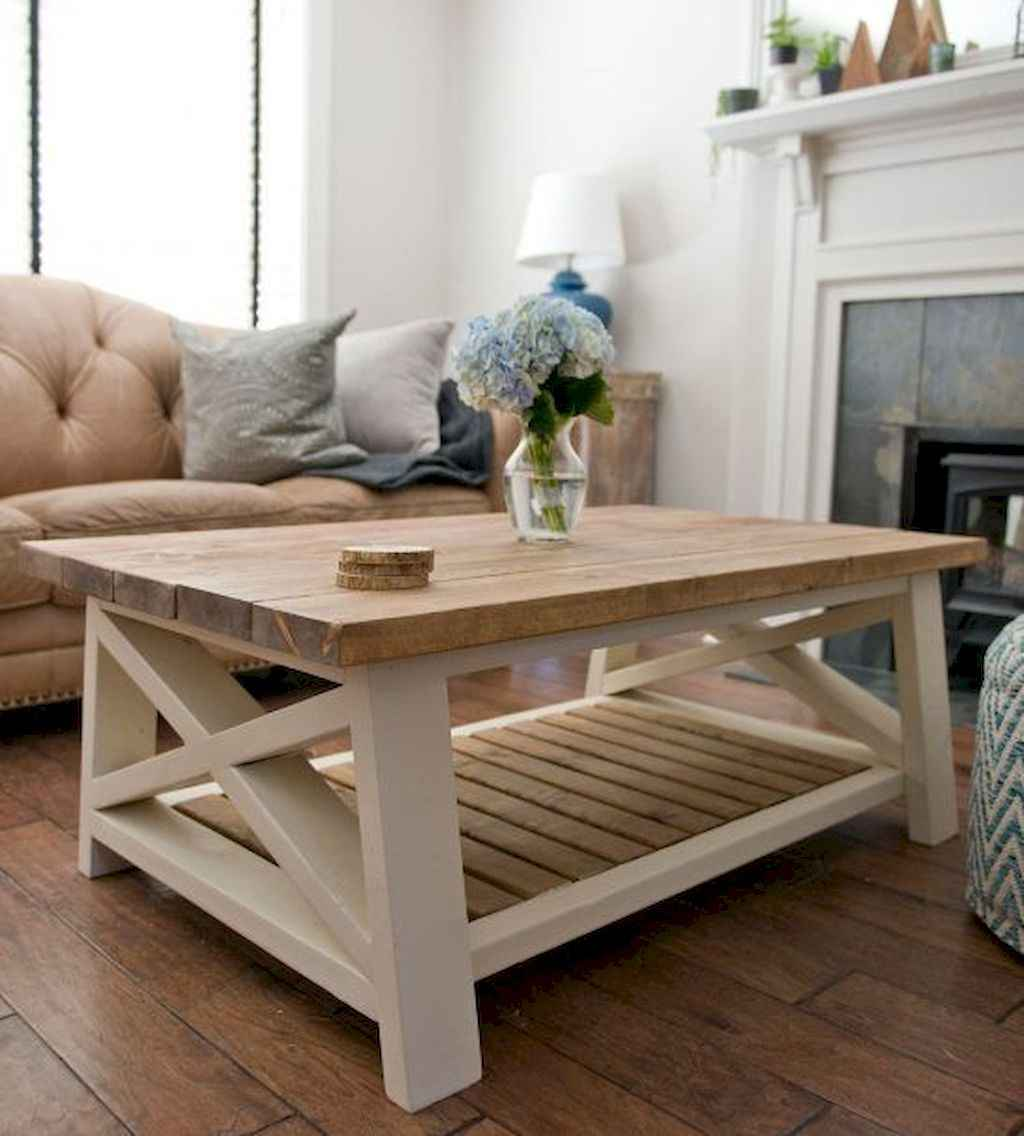 - 30 Inspiring Diy Rustic Coffee Table Ideas Remodel (13