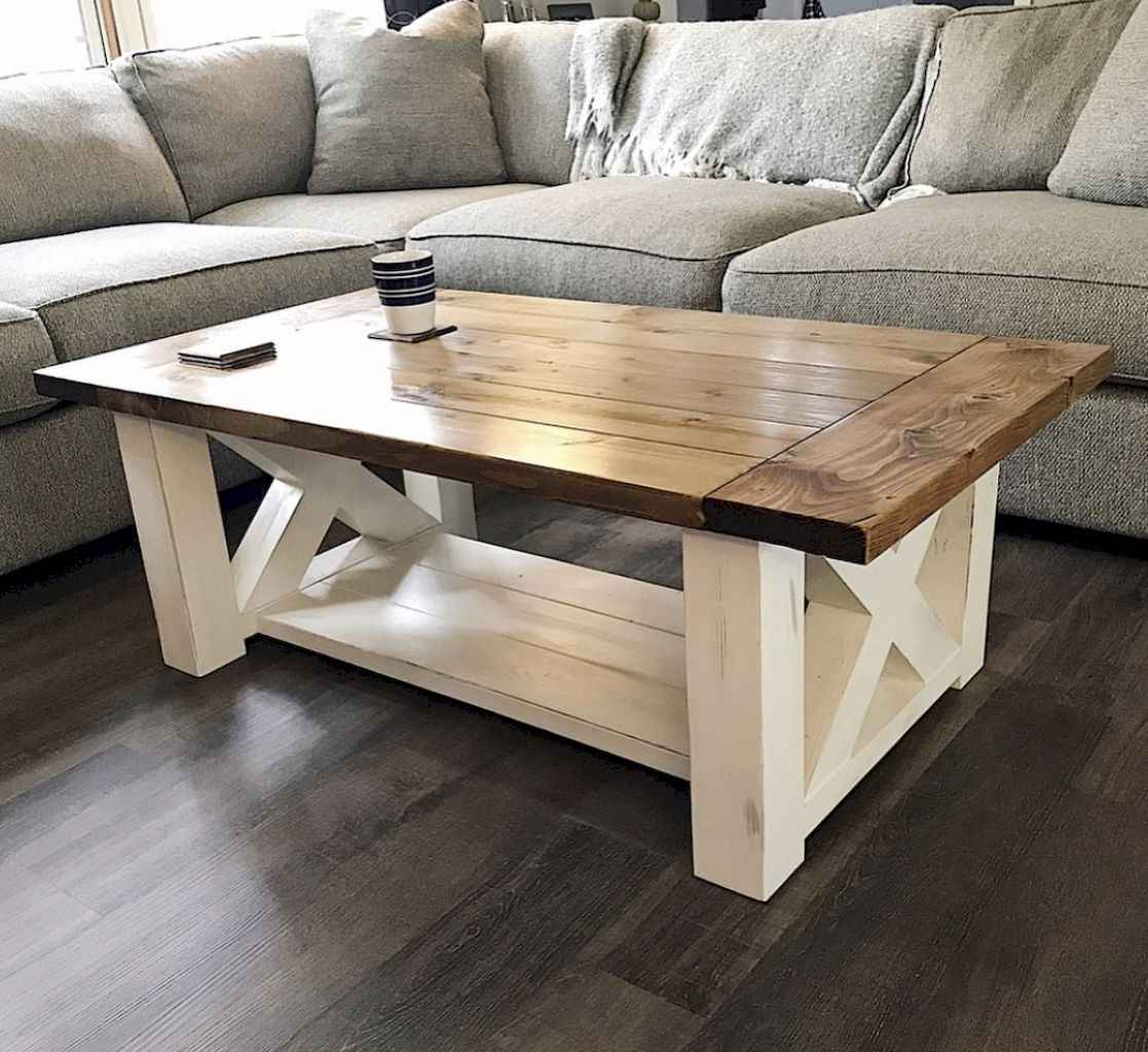 30 Inspiring Diy Rustic Coffee Table Ideas Remodel 23