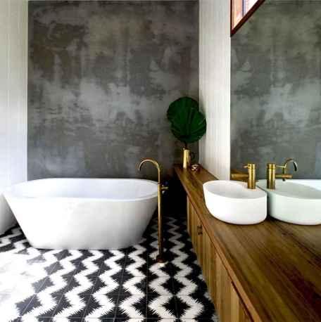 30 popular bathroom ideas trends in 2018 (24)