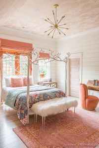 40 boho chic first apartment decor ideas (28)