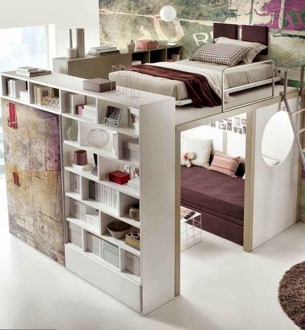 40 diy first apartment organization ideas (8)