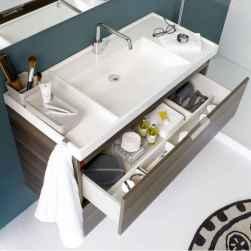 40 easy master bathroom organization ideas (6)