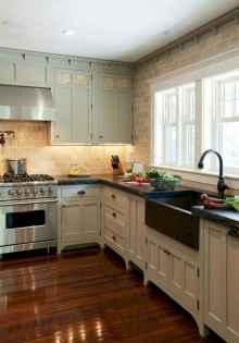 40 stunning farmhouse kitchen ideas on a budget (19)