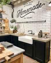 40 stunning farmhouse kitchen ideas on a budget (4)