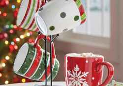 50 apartment decorating christmas projects (46)