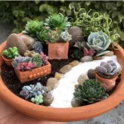 50 beautiful diy fairy garden design ideas (42)