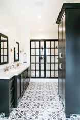 50 rustic farmhouse master bathroom remodel ideas (28)