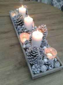 60 apartment decorating ideas for christmas (5)