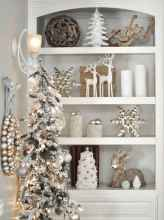 60 apartment decorating ideas for christmas (9)